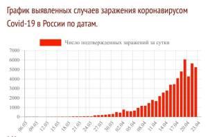 Вирусолог заявил о выходе на плато по коронавирусу в России