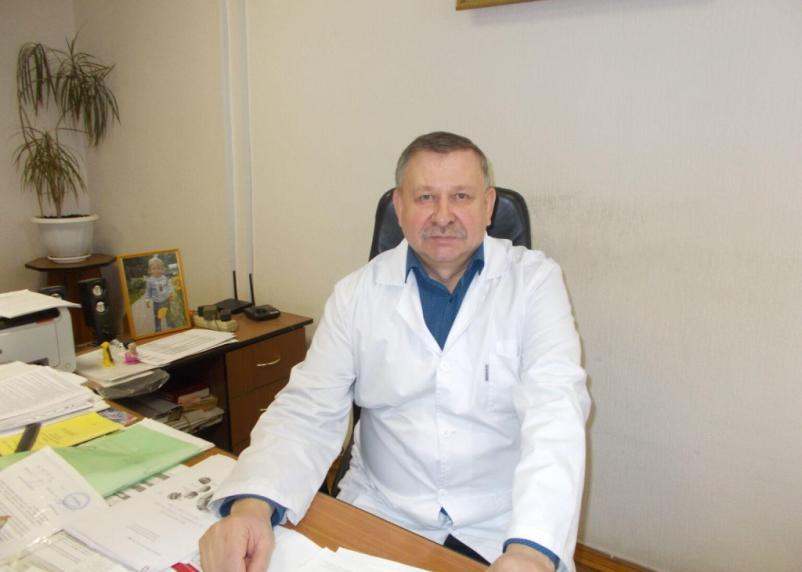 Главный врач Вяземской ЦРБ уволен