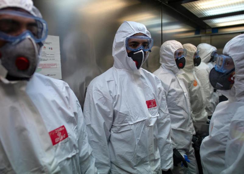 «Масштабное бедствие» объявили в США из-за коронавируса
