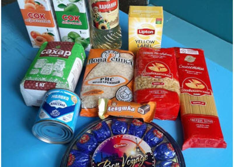 Смоленским школьникам начали выдавать вторые продуктовые наборы