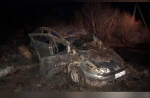 Улетел в кювет. Мужчина погиб в ДТП в Починковском районе