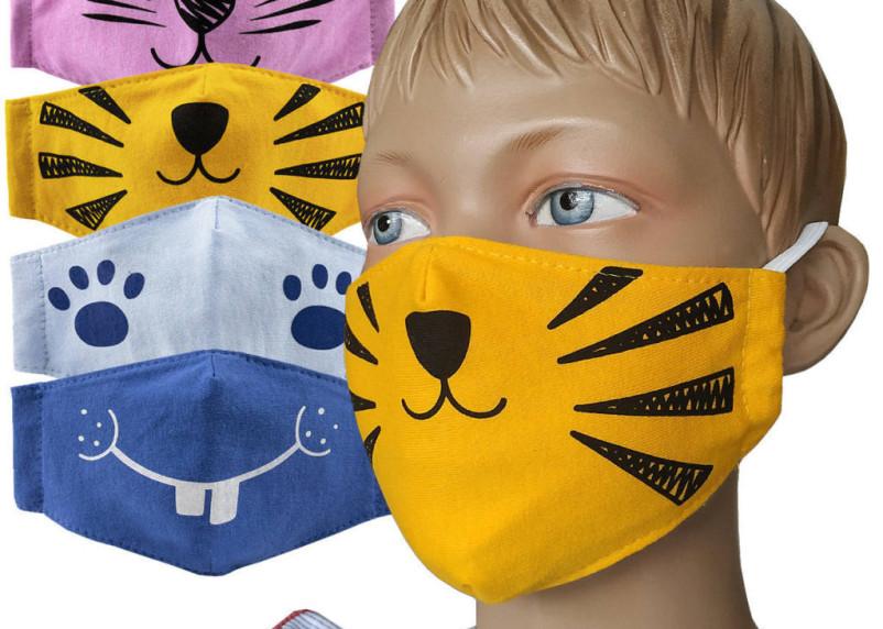 Смоляне оказались на пике моды в дизайне защитных масок