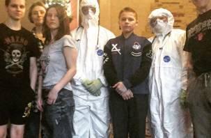 В Москве прошла закрытая пасхальная служба для ВИПов