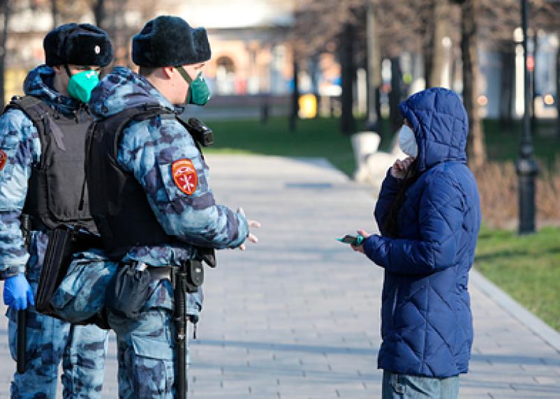 МЧС, полиция и Росгвардия будут штрафовать за нарушения режима ЧС