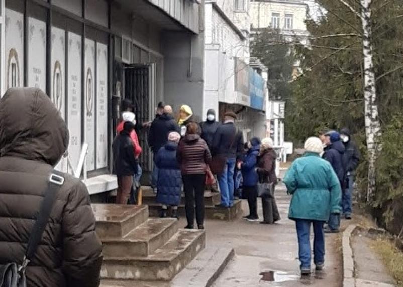 Антирежим. Смоляне атаковали почтовые отделения