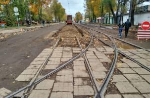 Ремонт дороги на Трамвайном проезде проверят смоленские следователи