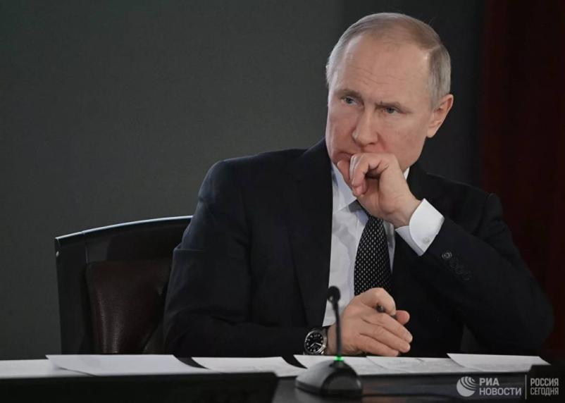 Путин оценил масштабы кризиса в стране