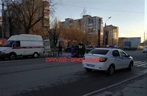 В Смоленске на Багратиона сбили пешехода
