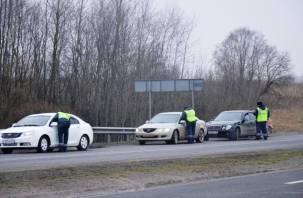 Ограничения на въезд и выезд ввели в Томской области