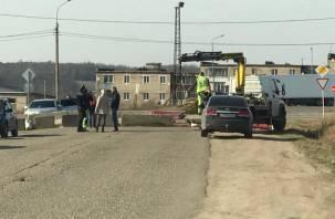 В Смоленской области продлен запрет на въезд и выезд в 5 городах