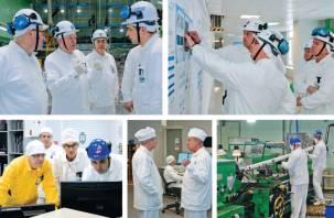 Смоленская АЭС готовится к корпоративной проверке