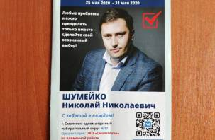 Смоленский единоросс постеснялся членства в партии