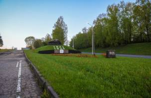 В Смоленске благоустроят территорию у «Танка Т-34»