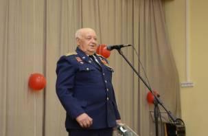 В Смоленске в День Победы ушёл из жизни ветеран войны