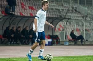 Спорт в период пандемии. Футболист «Крыльев» рассказал о тренировках в Смоленске