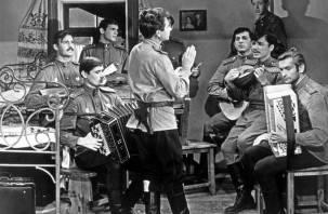 Жители России назвали самый любимый военный фильм