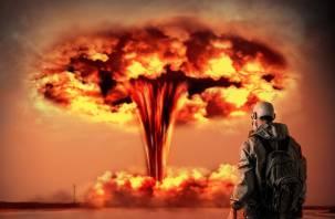 100-мегатонная бомба. США «нанесли» термоядерный удар по Москве