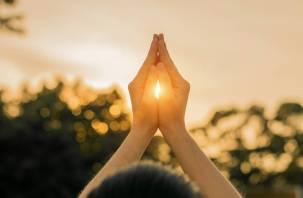 Анонсированный в Смоленске день йоги перенесли