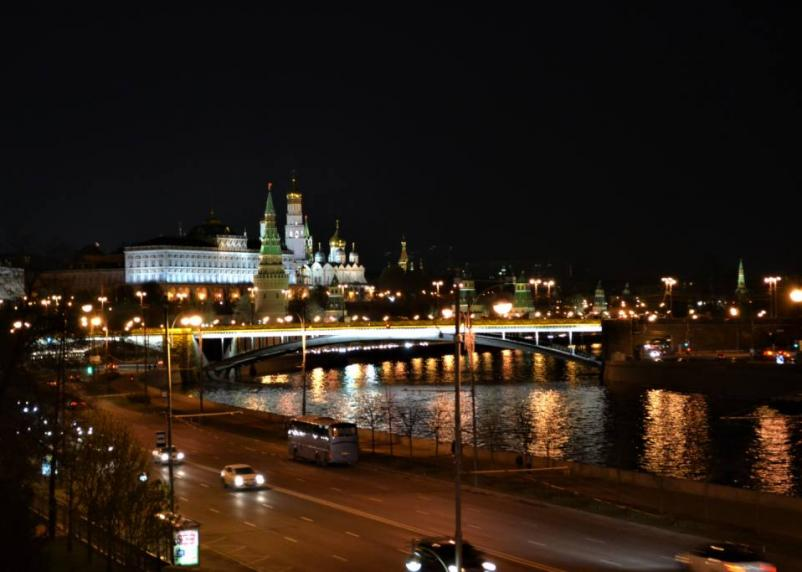 Необычное погодное явление наблюдают москвичи