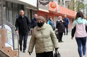 В России требуют носить маски и перчатки, но не хотят выдавать их бесплатно. В этом усмотрели правовую коллизию