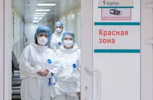 Где выявили новых зараженных коронавирусом в России за сутки