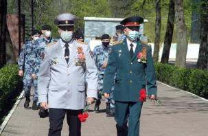 Как в Смоленске празднуют День Победы