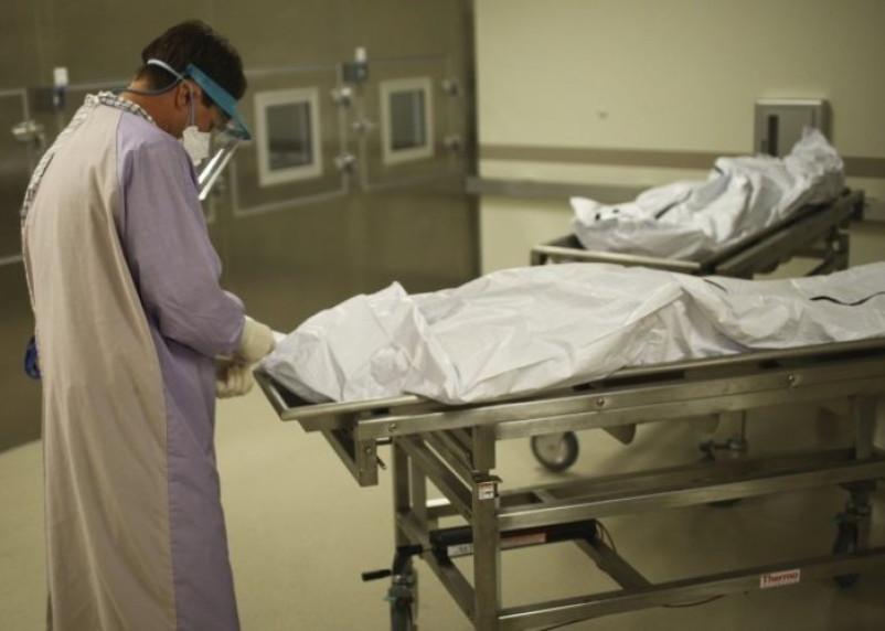 В Смоленской области зарегистрировали 7 смертей от коронавируса за сутки
