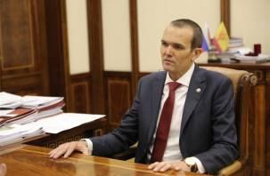 Подавший в суд на Путина экс-губернатор госпитализирован