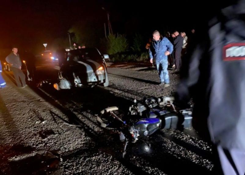 Подросток умер до приезда скорой. Подробности смертельного ДТП в Новодугино
