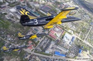 В сети опубликовали фото авиашоу 9 мая в Вязьме