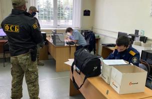 Задержан сотрудник УГИБДД УМВД России по Смоленской области