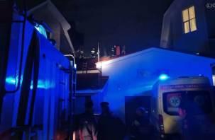 9 человек погибли. В красногорском хосписе вспыхнул пожар