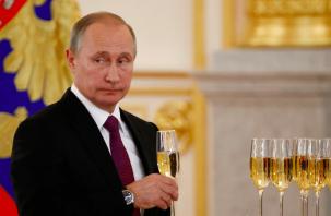 Президент 9 мая не доходит до горячих блюд. Шеф-повар Кремля раскрыл тайны