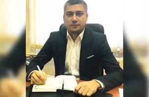 В Смоленской области сменился начальник департамента по транспорту. Он приехал из Москвы