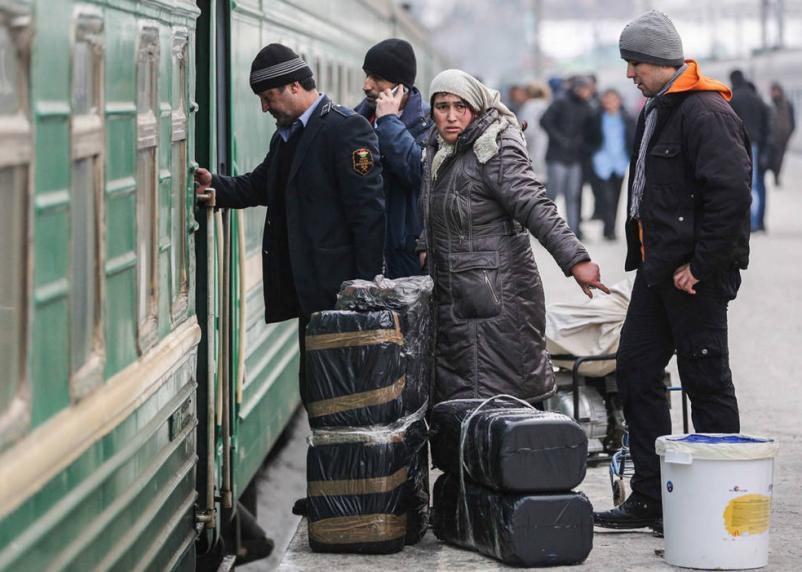 Новый мир. Начнут ли россияне массово уезжать из мегаполисов