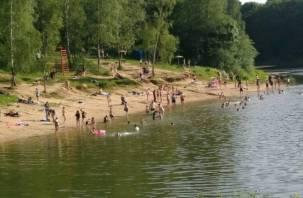 Смоляне осваивают городские озера несмотря на запрет Роспотребнадзора
