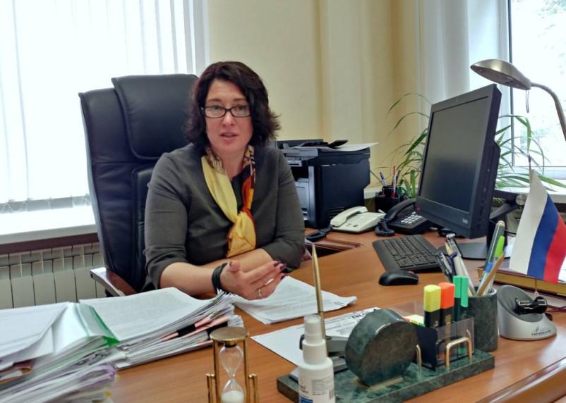 К жителям региона обратилась глава смоленского Роспотребнадзора