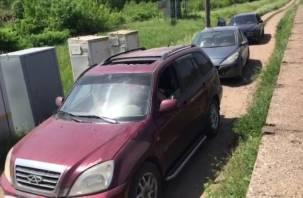 31 нелегала в Смоленской области задержали пограничники