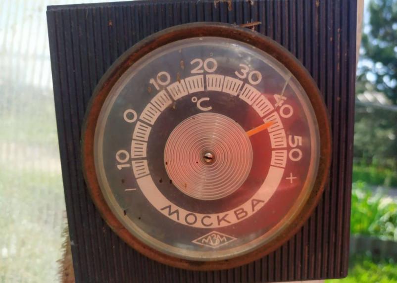 Температура в Москве может обновить рекорд 1892 года