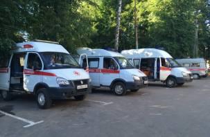 В Смоленской области число инфицированных коронавирусом достигло 4986