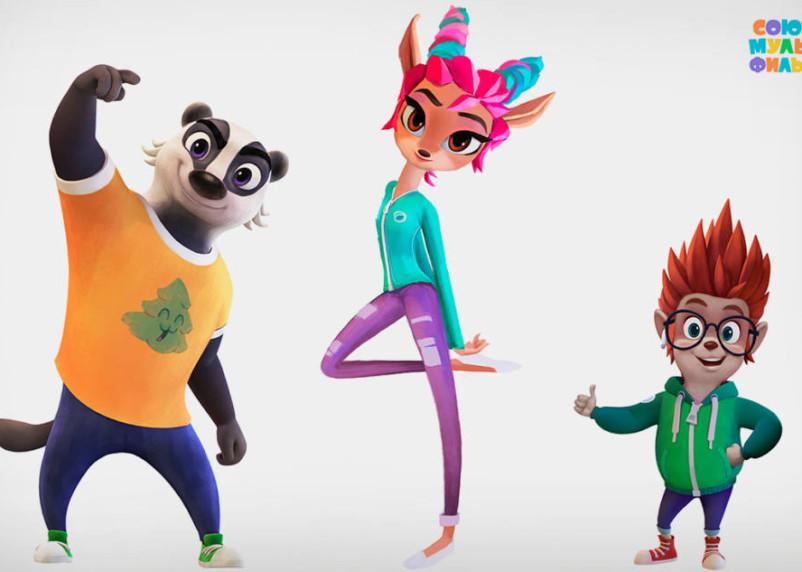 В мультфильме «Ну, погоди!» появятся новые персонажи