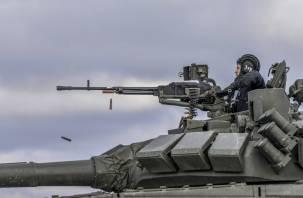 Боевые стрельбы начались на полигоне «Дорогобуж»