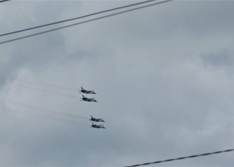 9 мая в небе над Смоленском закружит авиация
