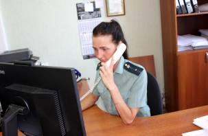 Смоленская транспортная компания оплатила 54 штрафа только после запрета на регистрационные действия
