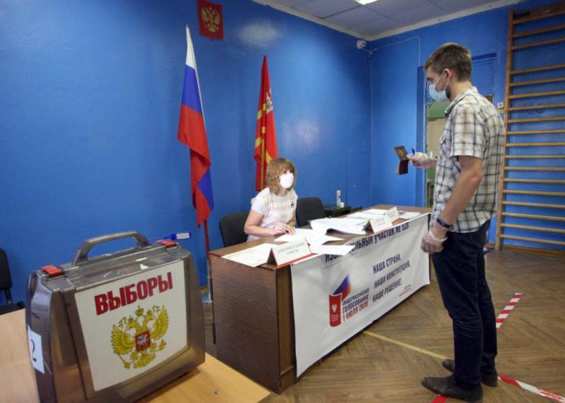 В Смоленской области стартовал основной день голосования по Конституции
