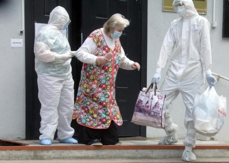 В каких районах Смоленской области выявили коронавирус за сутки