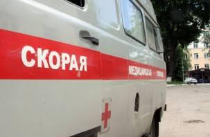 Школьница в Смоленске получила удар током на железной дороге