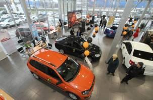 Дилеры в России заявили о дефиците автомобилей