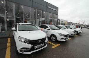 В России начался резкий рост цен на машины