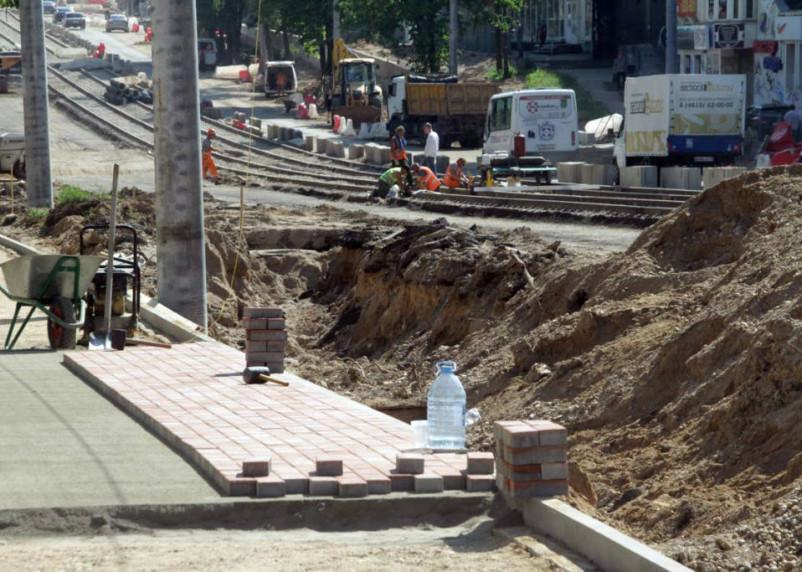 Ремонт улицы Николаева могут закончить раньше срока. Если строителям не будут мешать